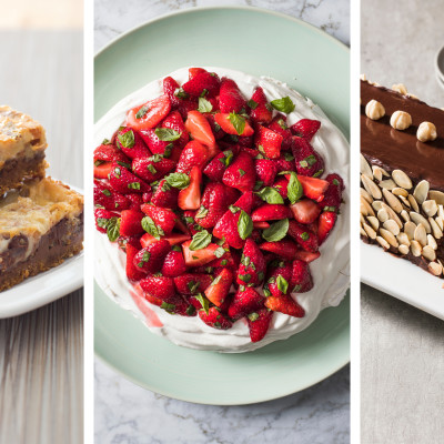 12 Pies, Cookies, and Cakes That Don't Call for Flour