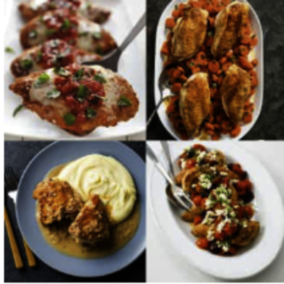 25 Chicken Breast Recipes