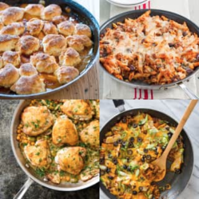 Meals You Can Prepare in a Skillet