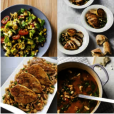 Recipes with canned beans