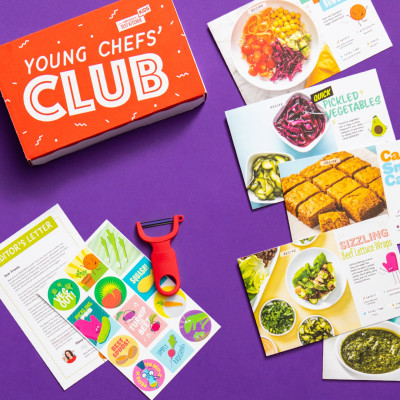 The Young Chefs' Club