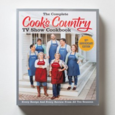 The Complete Cook's Country TV Cookbook