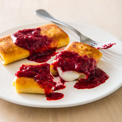Blintzes in New York City