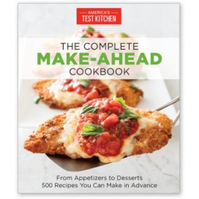 Complete Make-Ahead Cookbook