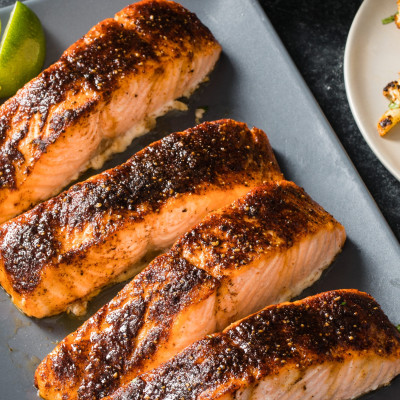 Cook's Country 30 minute recipe for Sweet Chili Salmon
