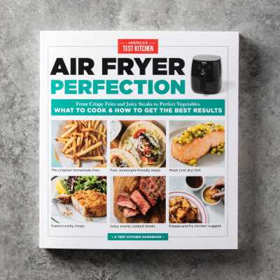 air fryer perfection cover