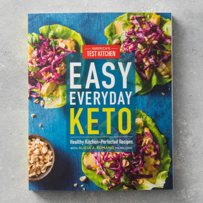 Easy Everyday Keto cover