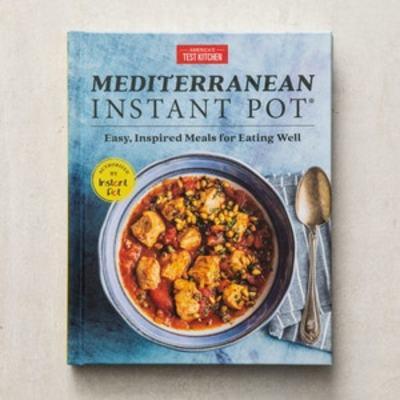 Mediterranean Instant Pot cover
