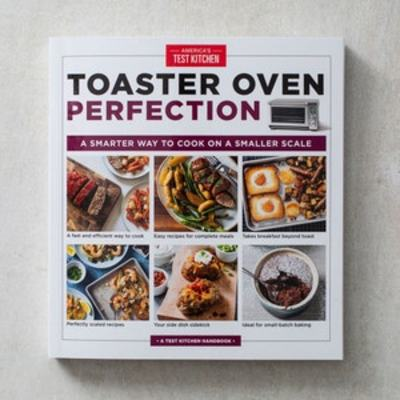 Toaster Oven Perfection Cover