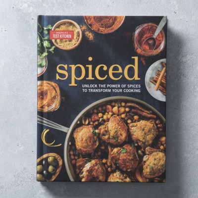 Spiced book