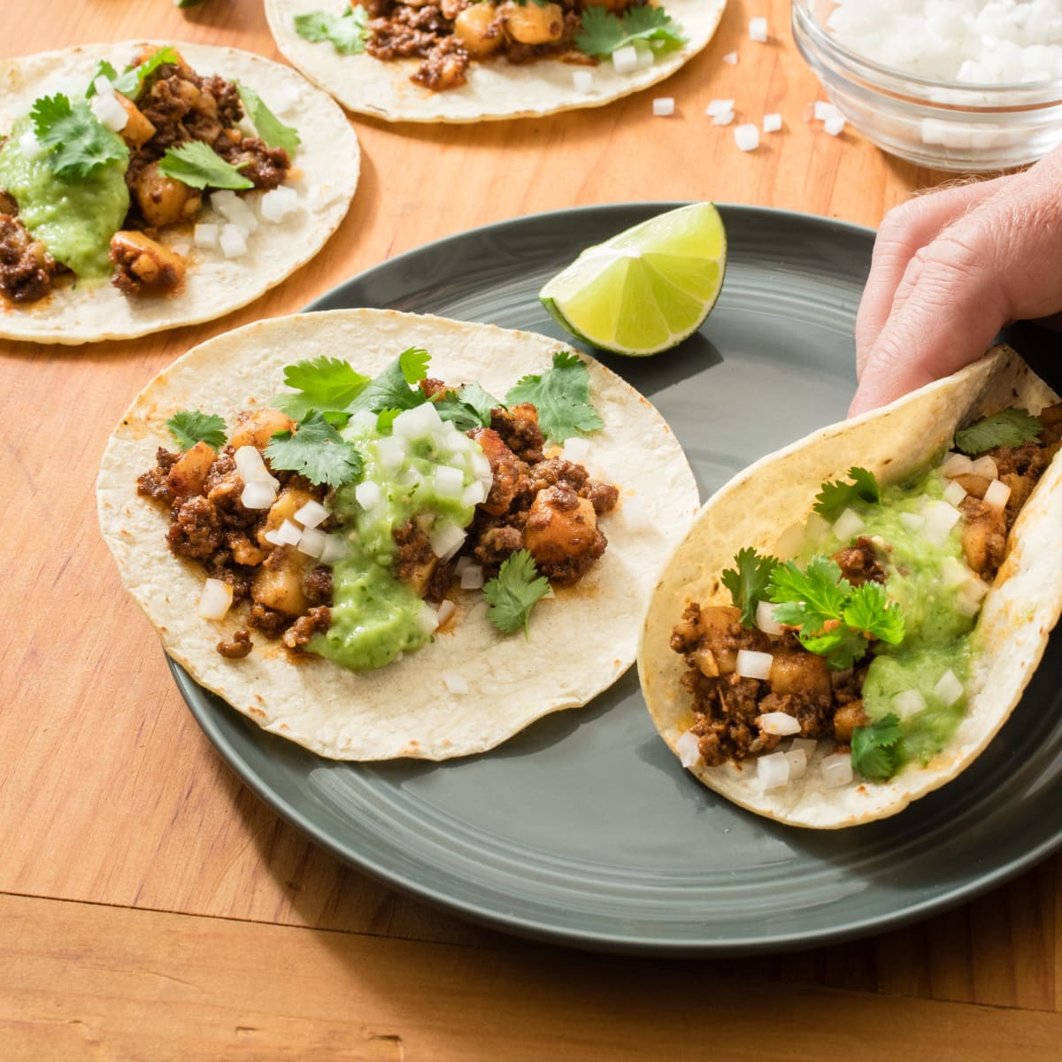 Youll love the diversity of our stops, as we enjoy the taco voted Best in America by Bon Appetit.