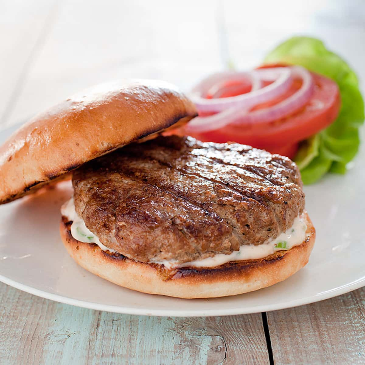 Best way to cook turkey burgers without a grill