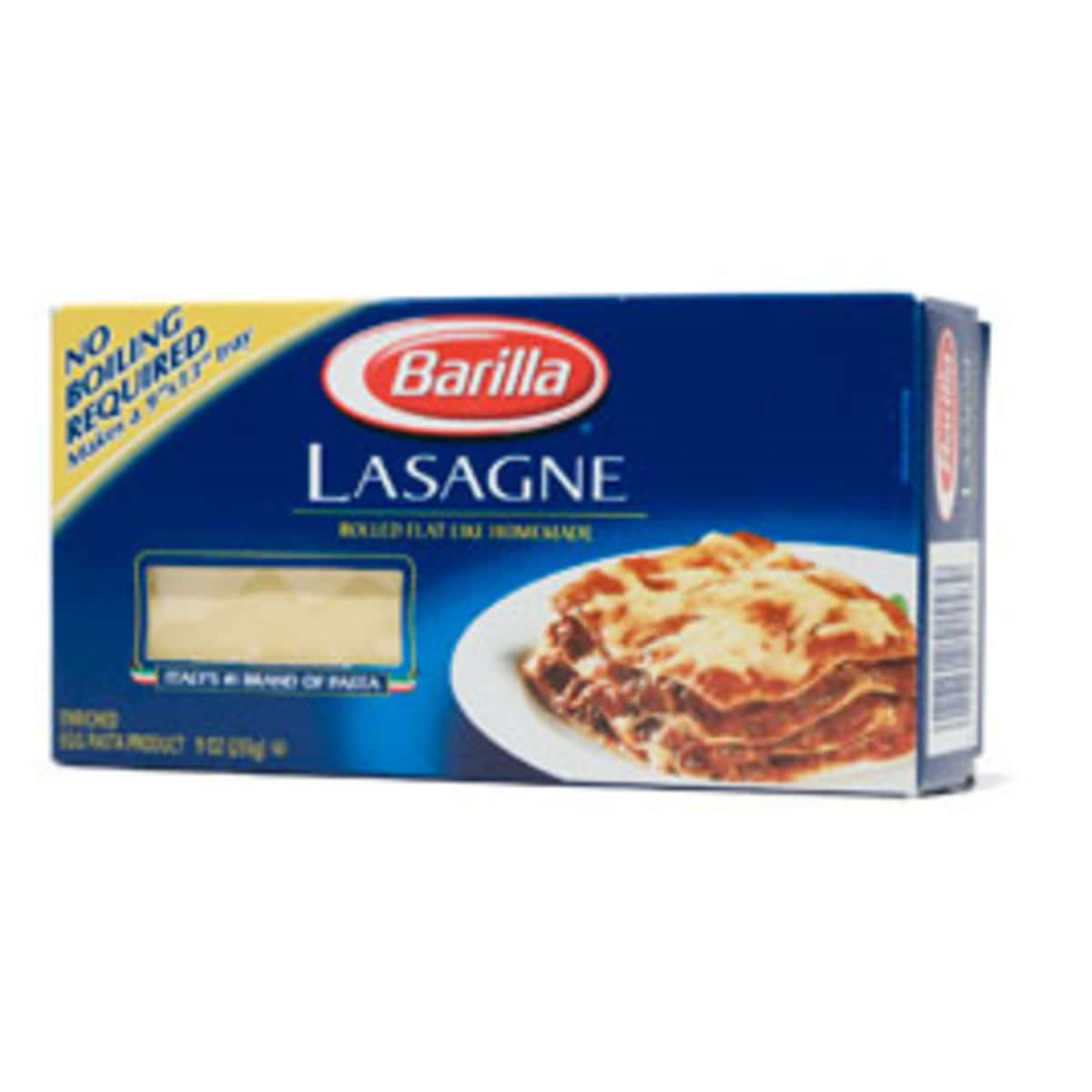 The Best No Boil Lasagna Noodles Cook S Illustrated