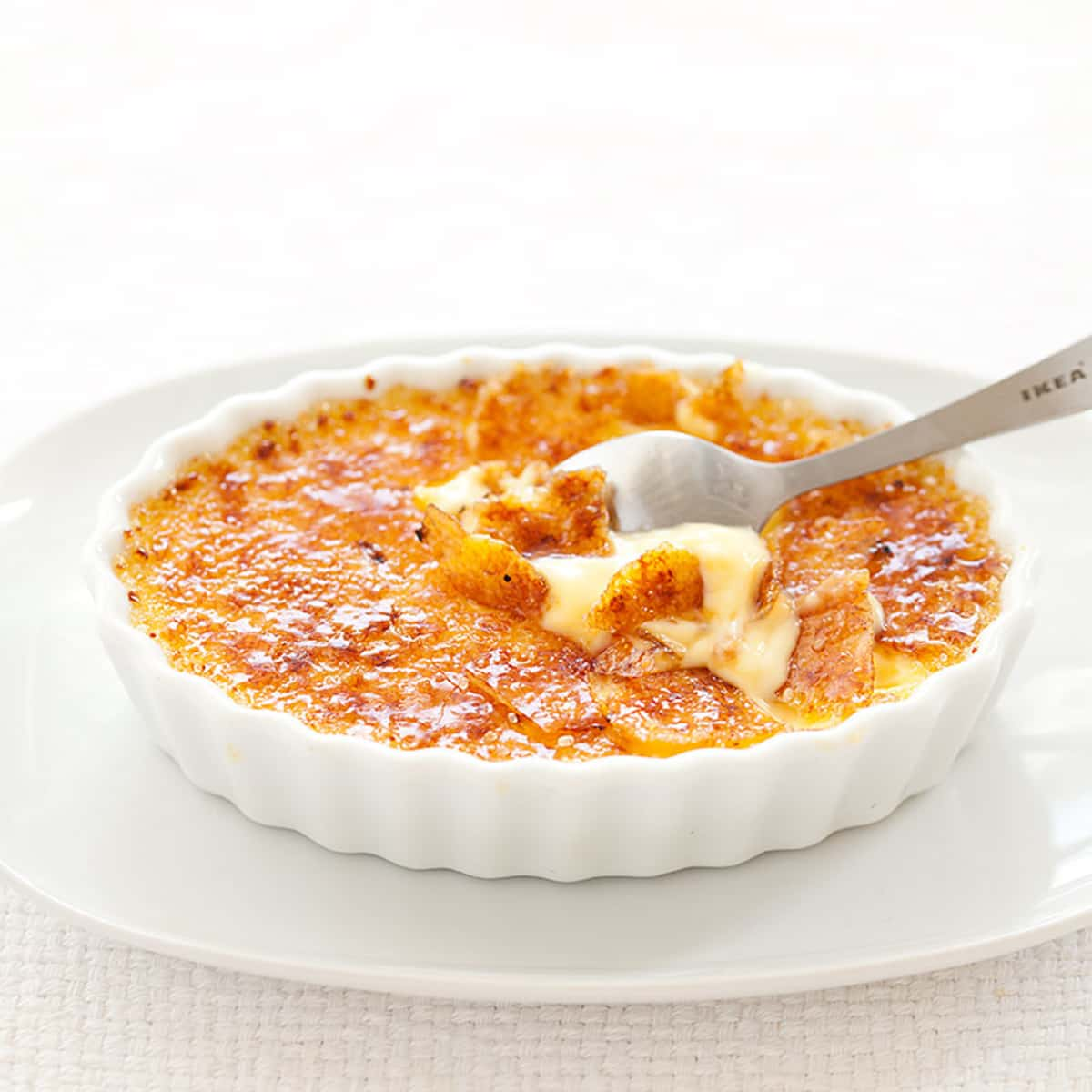 Classic Creme Brulee Cook S Illustrated