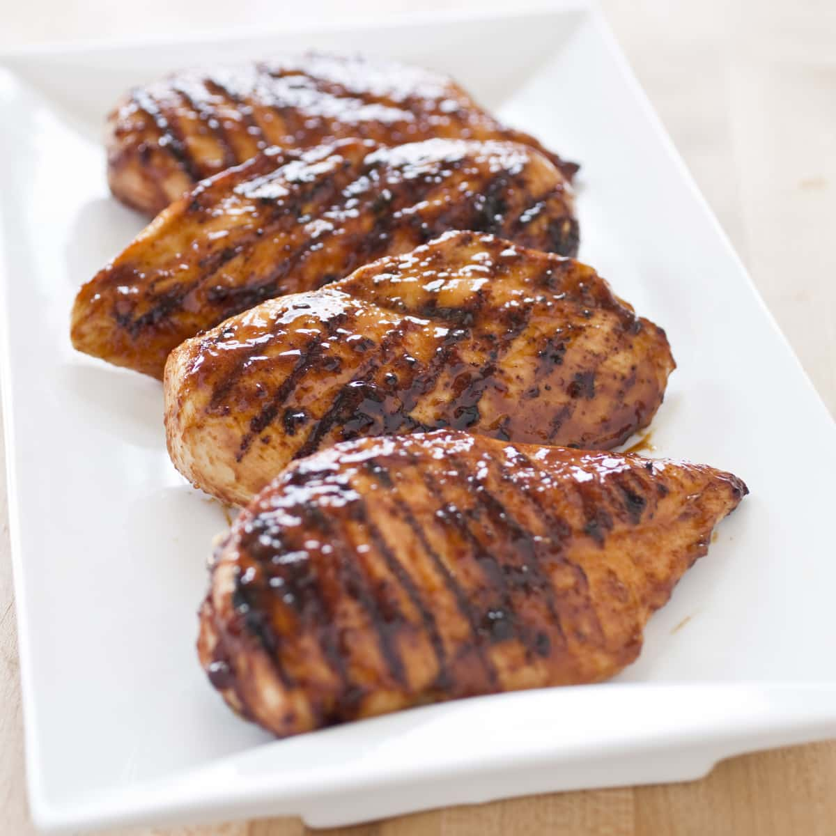 How do you cook bbq chicken breast on the grill