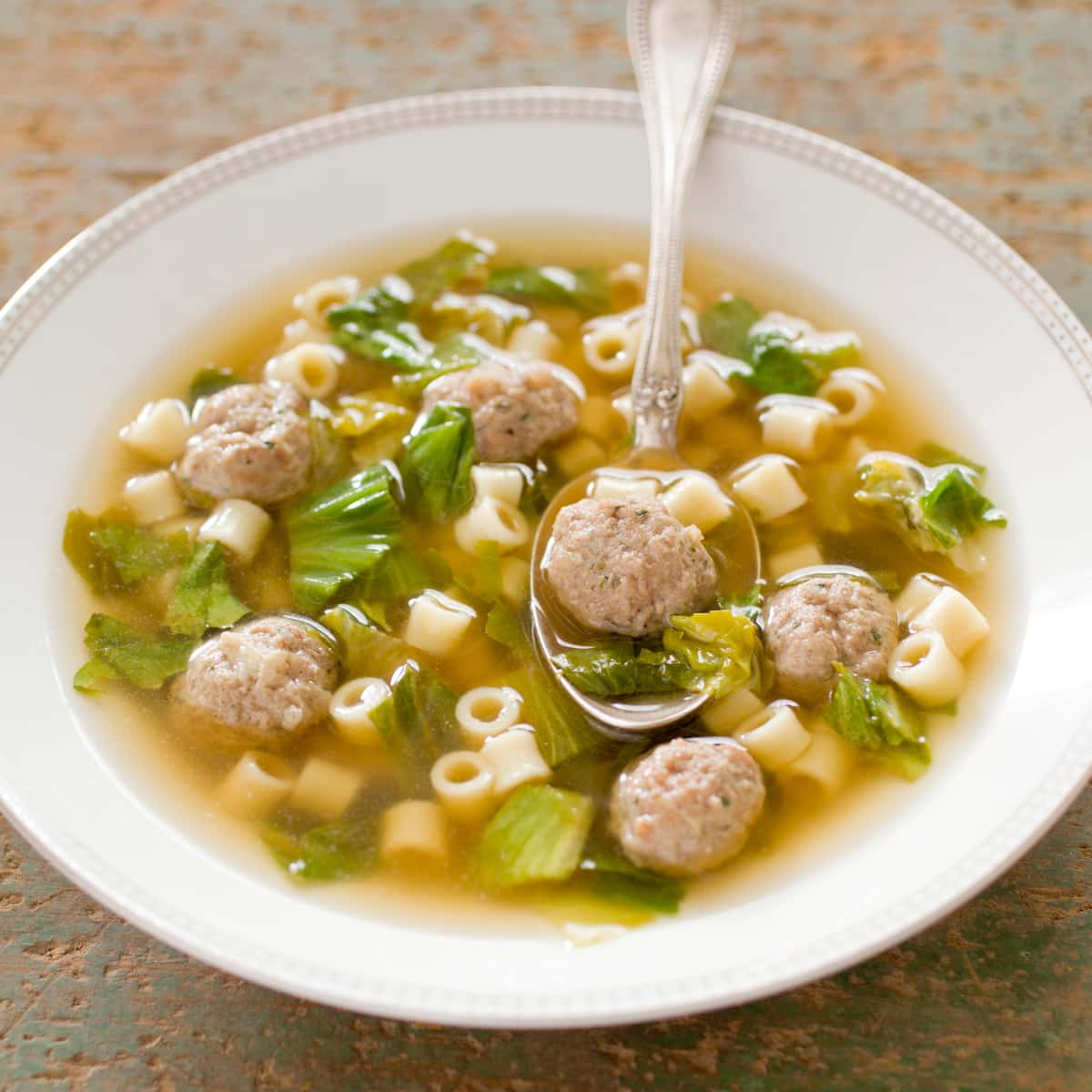 Italian Wedding Soup Cook S Illustrated