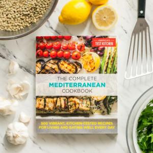 Full Recipe List | The Complete Mediterranean Cookbook