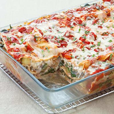Vegetable Lasagna | America'S Test Kitchen