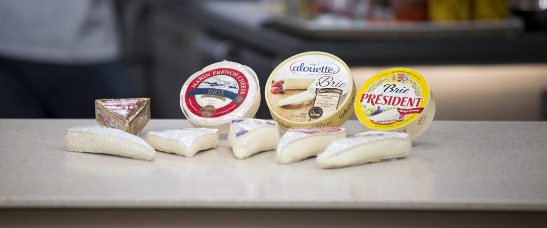 Supermarket Brie