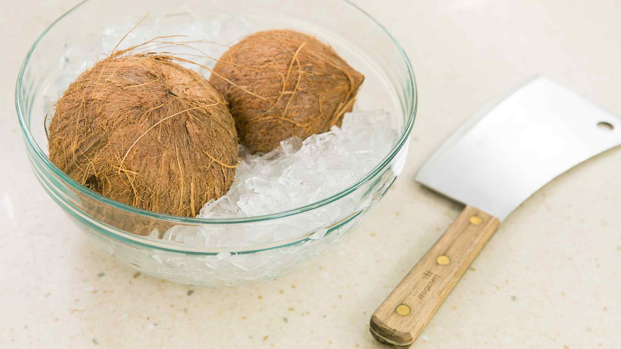 A Better Way to Extract Coconut Meat
