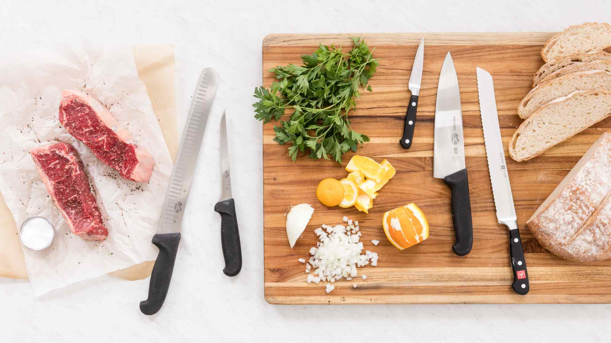 types of kitchen knives knives are the most important tools in your kitchen choose them wisely