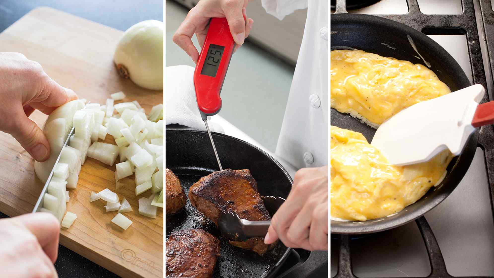 11 Cooking Skills Every College Grad Should Master