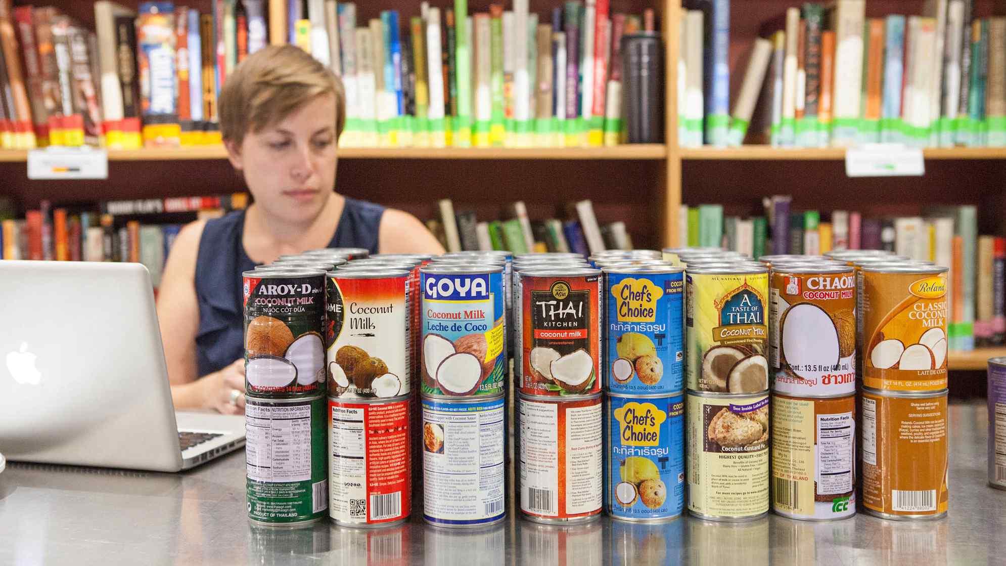 Pleasing Tasting Canned Coconut Milk Interior Design Ideas Oxytryabchikinfo