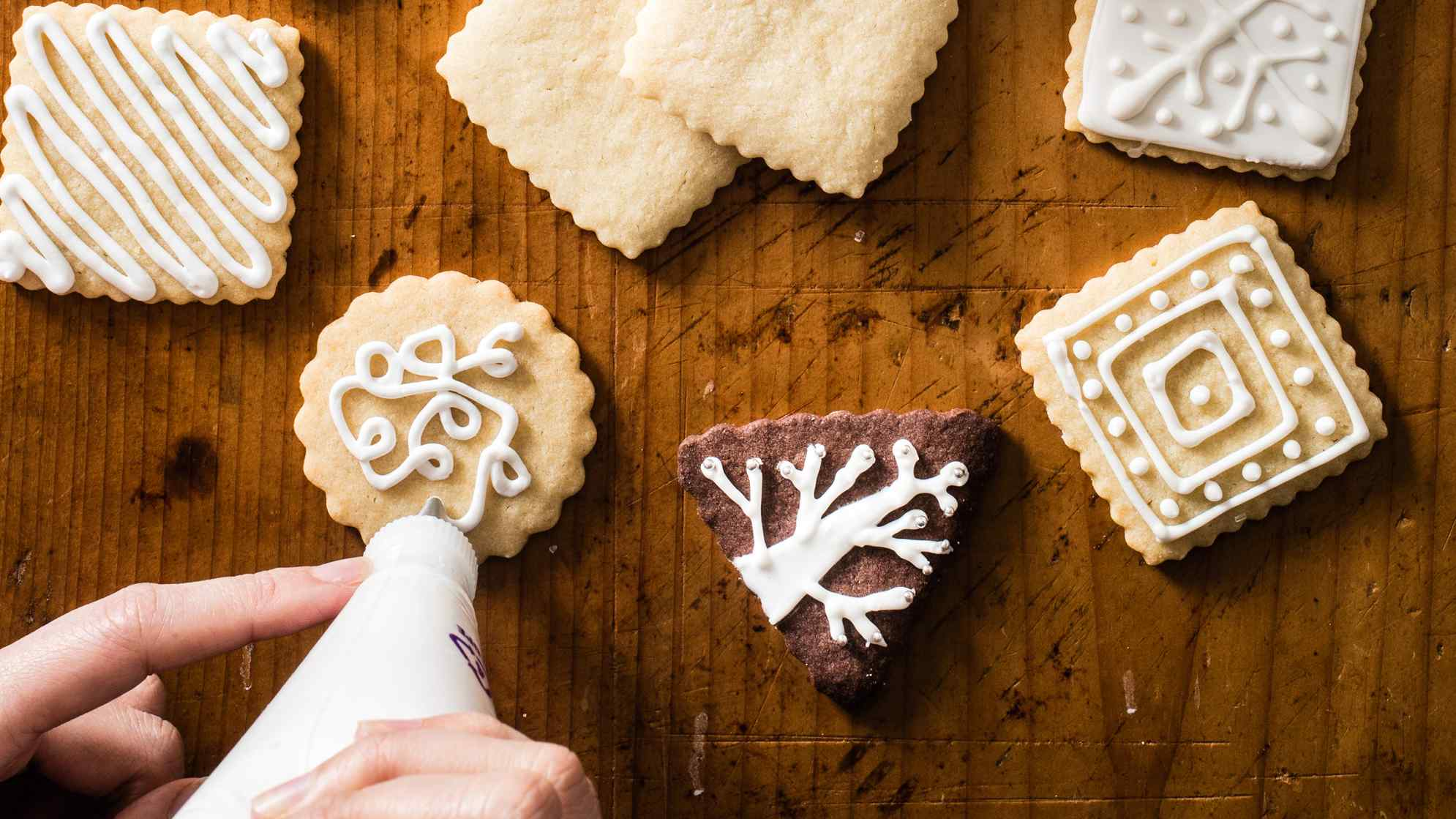 Better Holiday Sugar Cookies