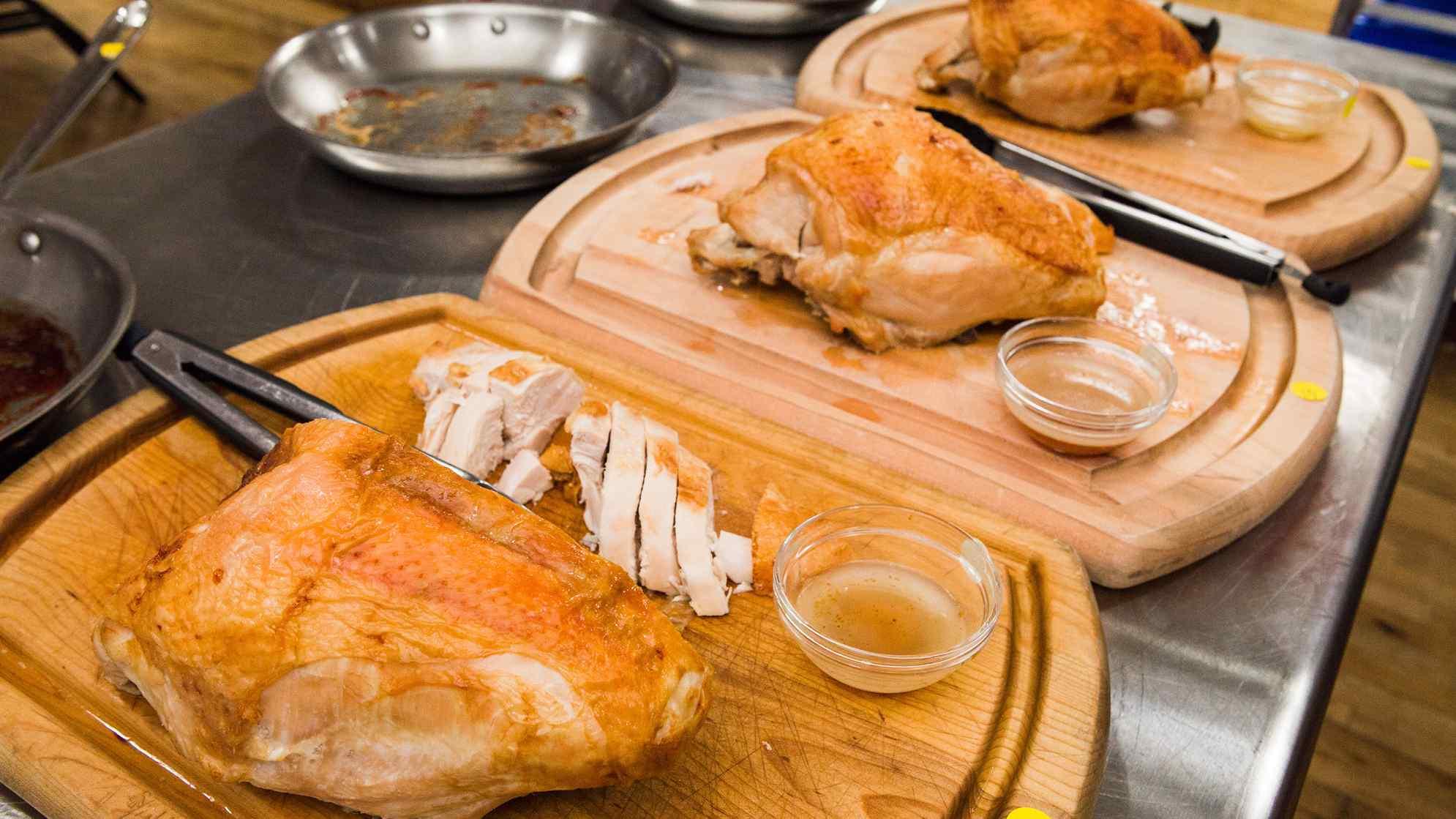 Roast Turkey Breast With Gravy