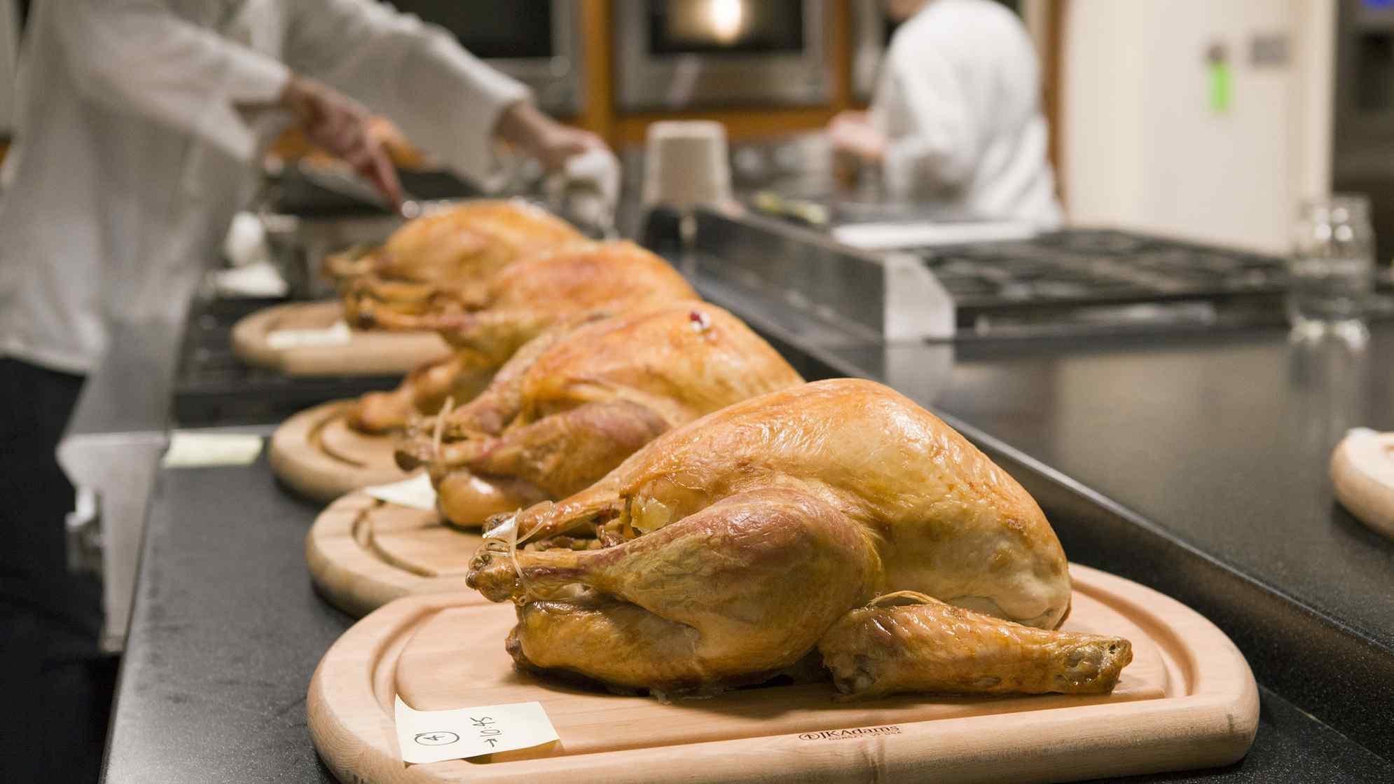 The Best Supermarket Turkey
