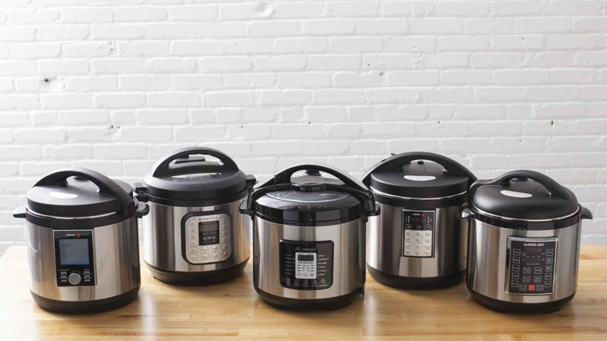 Help me choose a multicooker 25