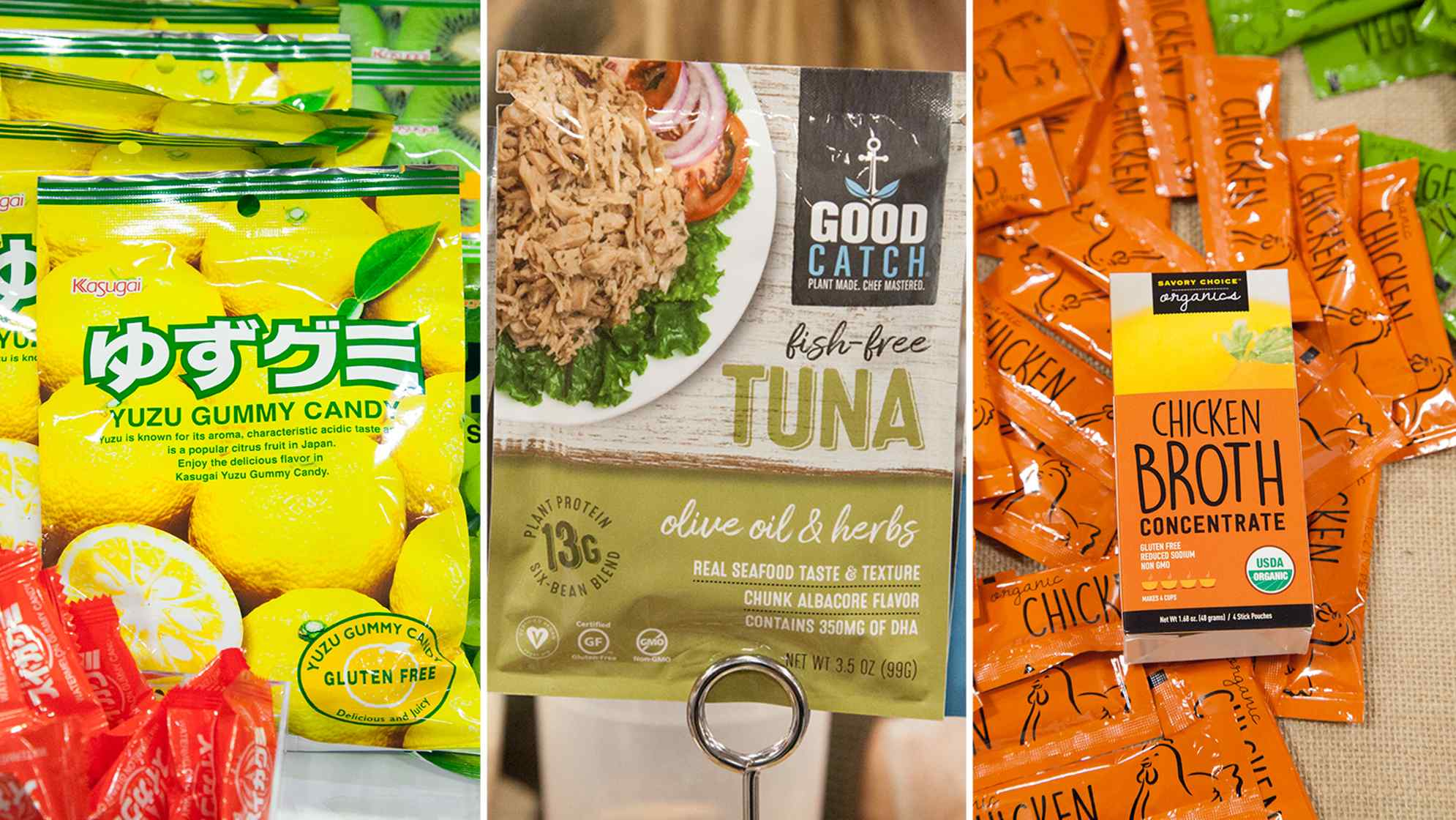 Vegan Seafood and Asian Citrus Fruits: 5 Trends from Fancy