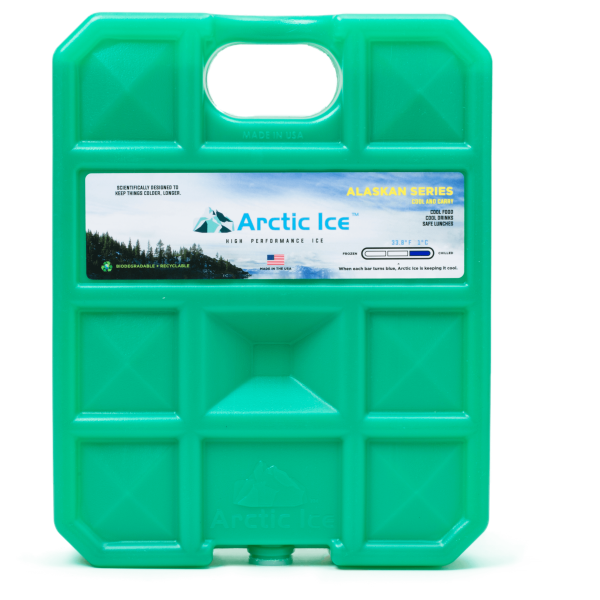 2 ToCi Ice Packs Each with 200/ml Ice Packs for Cooling Bag or Box