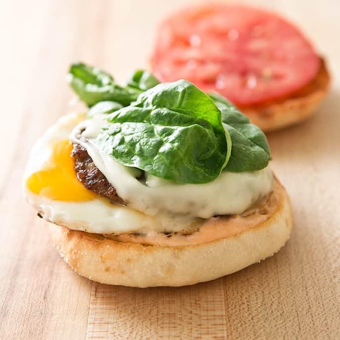 All-American Breakfast Sandwiches