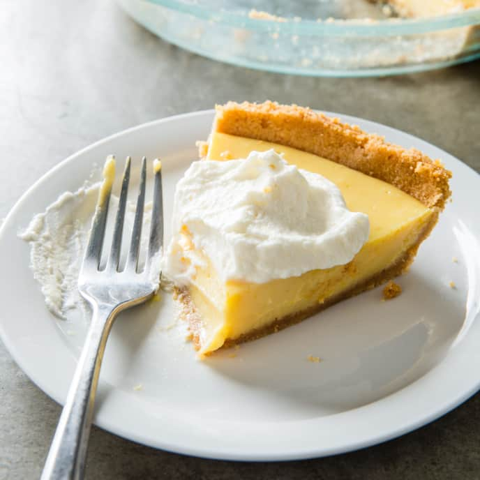 Sour Orange Pie