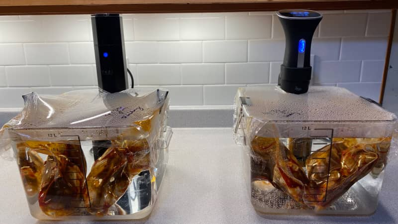 The Best Sous Vide Machine Of 2021 America S Test Kitchen