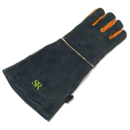 Steven Raichlen Ultimate Suede Grilling Gloves