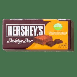 27935 sil unsweetenedchocolate hersheys