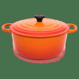 Le Creuset 7¼ Quart Round Dutch Oven