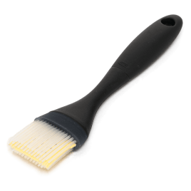 ZWILLING J.A. Henckels Twin Signature Pure Stainless Steel Silicone Pastry Brush