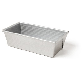 USA Pan Loaf Pan, 1 lb Volume Best for Professional-Quality Results