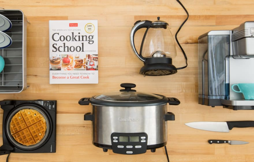 Useful (and Fun!) Kitchen Gifts for New Grads