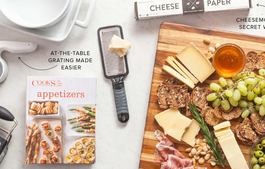 The Cheese Connoisseur's Tool Kit