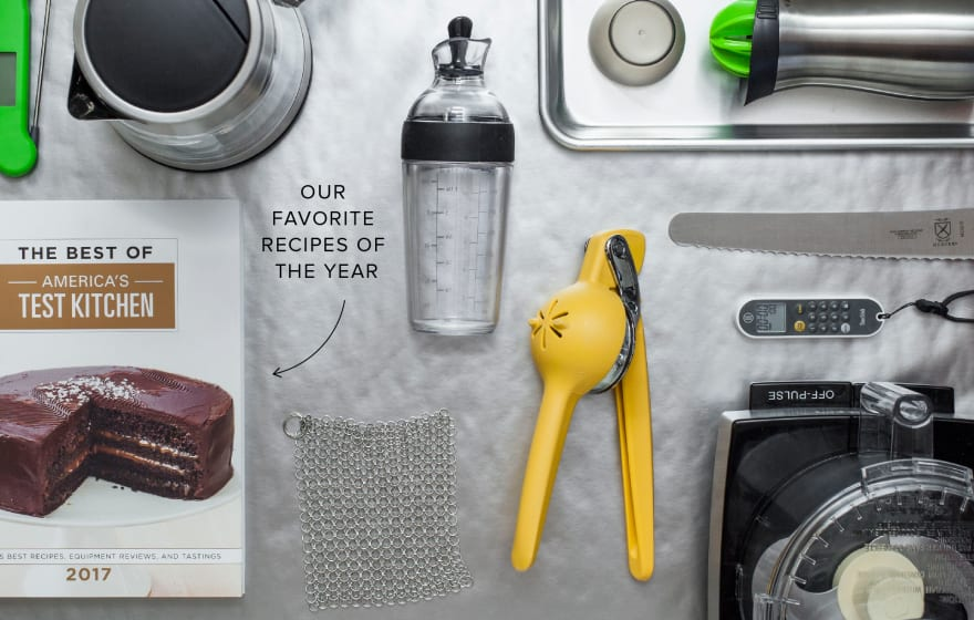 2016 Year in Review: Our Winning Kitchen Tools