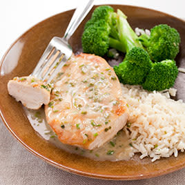 Sauteed Chicken Cutlets With Shallot Amp White Wine Sauce