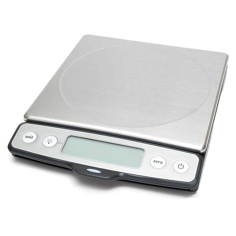 The Best Large Capacity Food Scale Cook S Illustrated