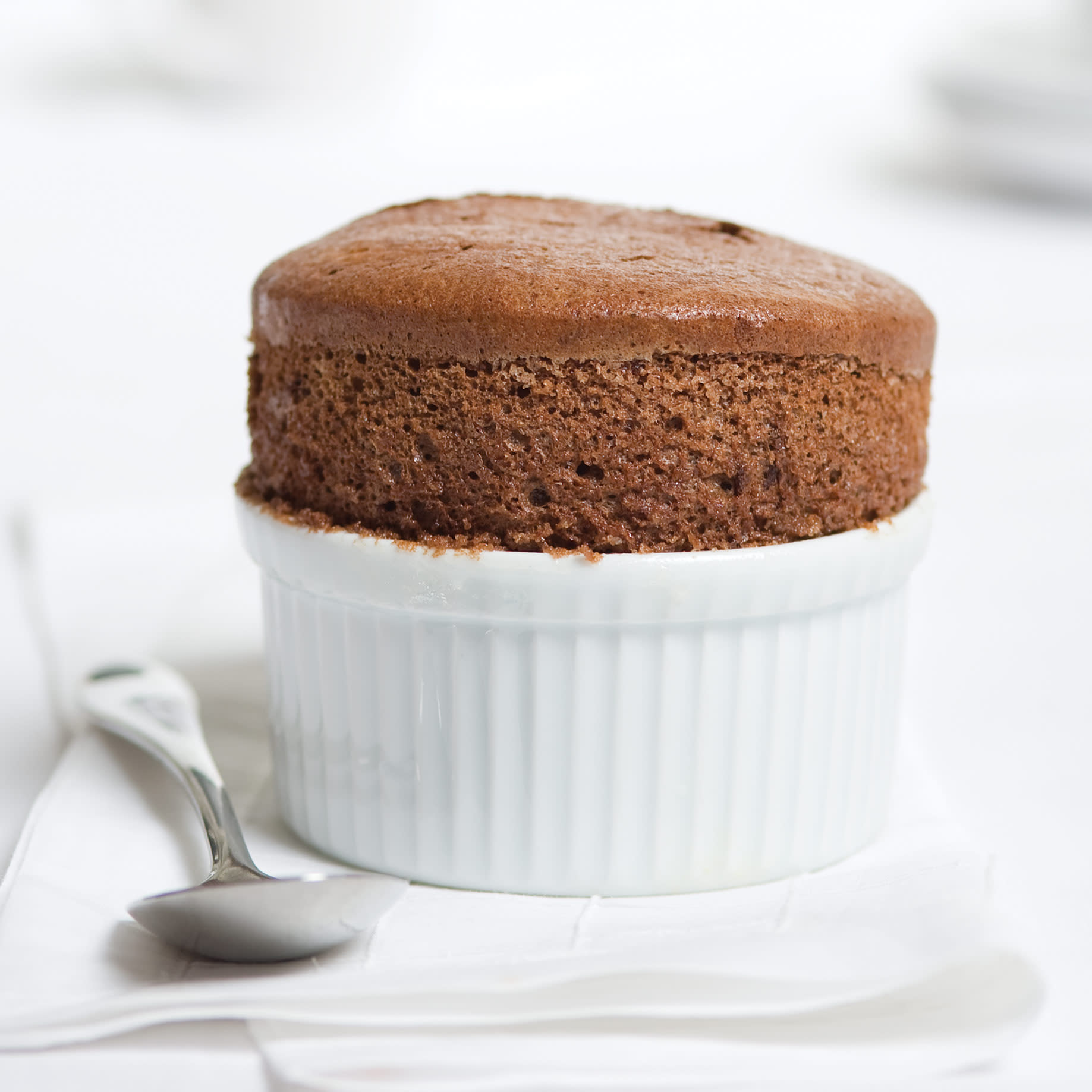Make-Ahead Chocolate Souffle | America's Test Kitchen