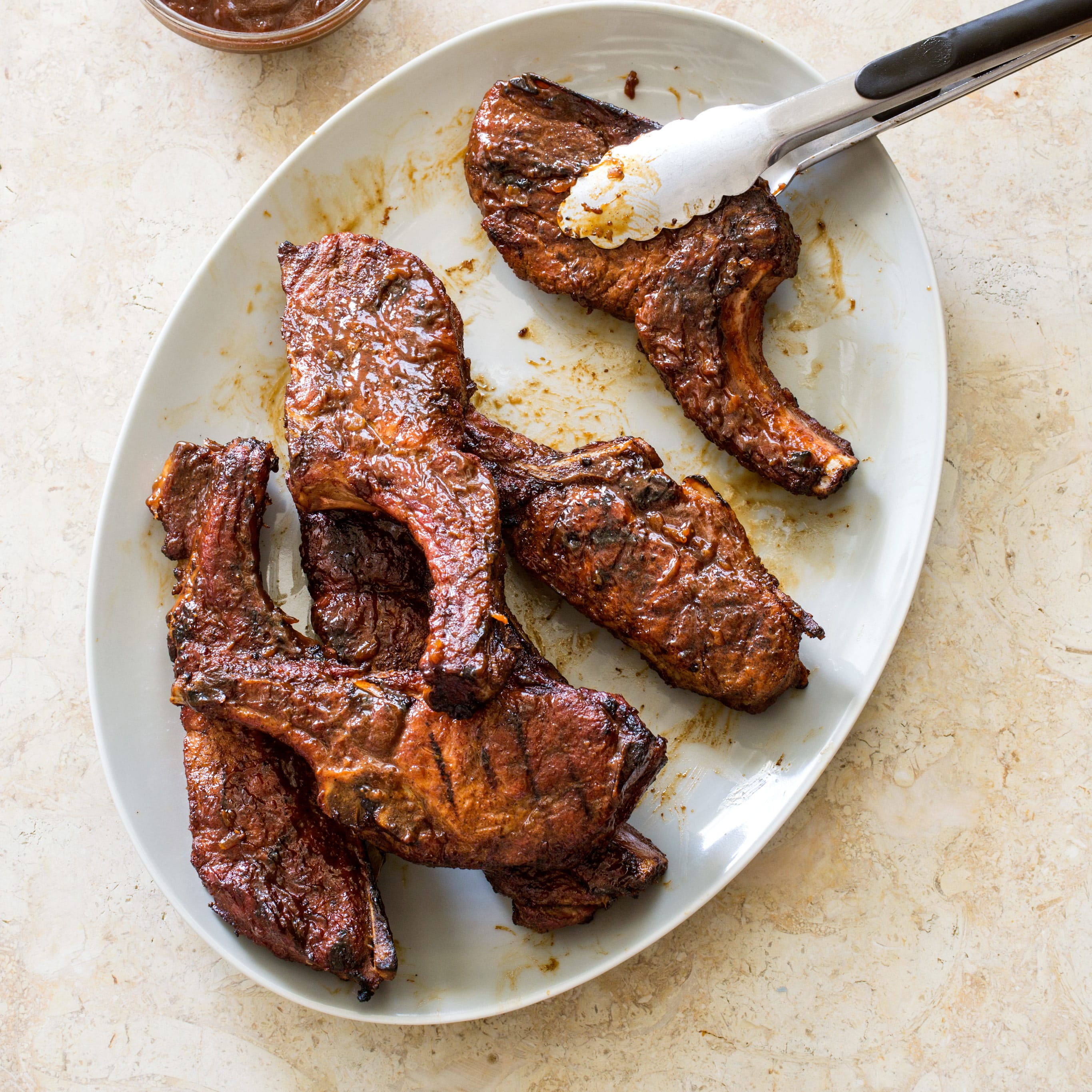Sweet And Tangy Grilled Country Style Pork Ribs Cook S