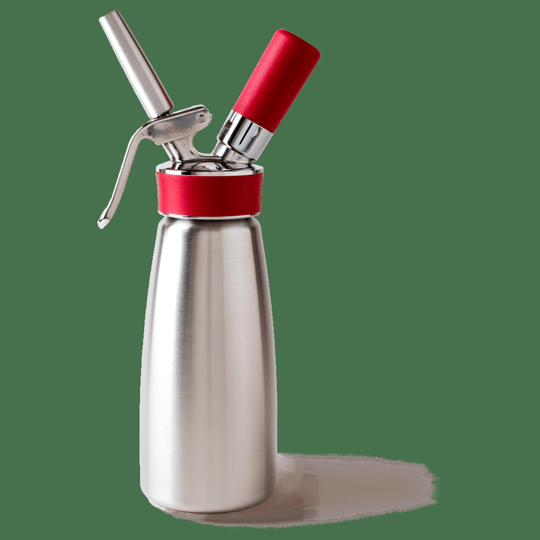iSi 1-Pint Gourmet Whip Professional Cream Dispenser
