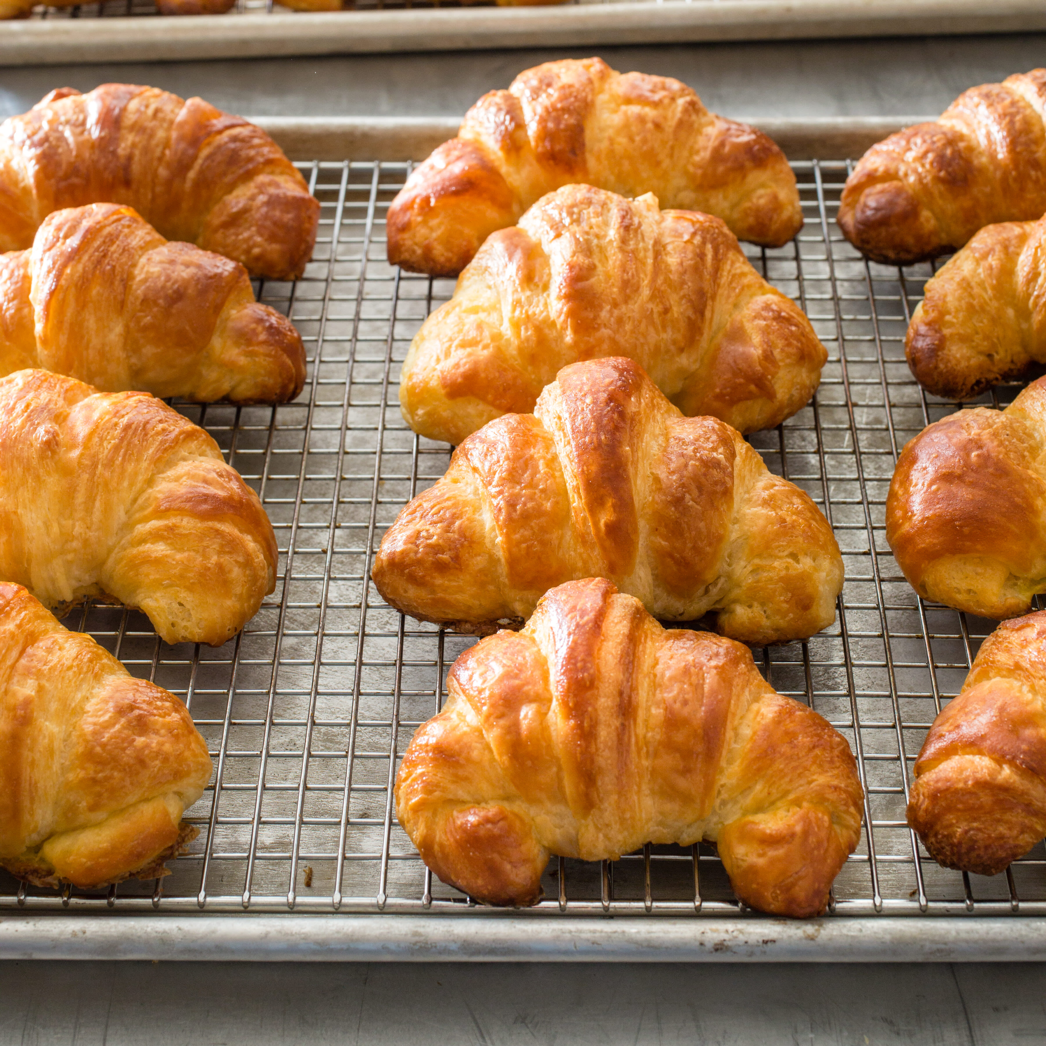 Croissants Cook S Illustrated